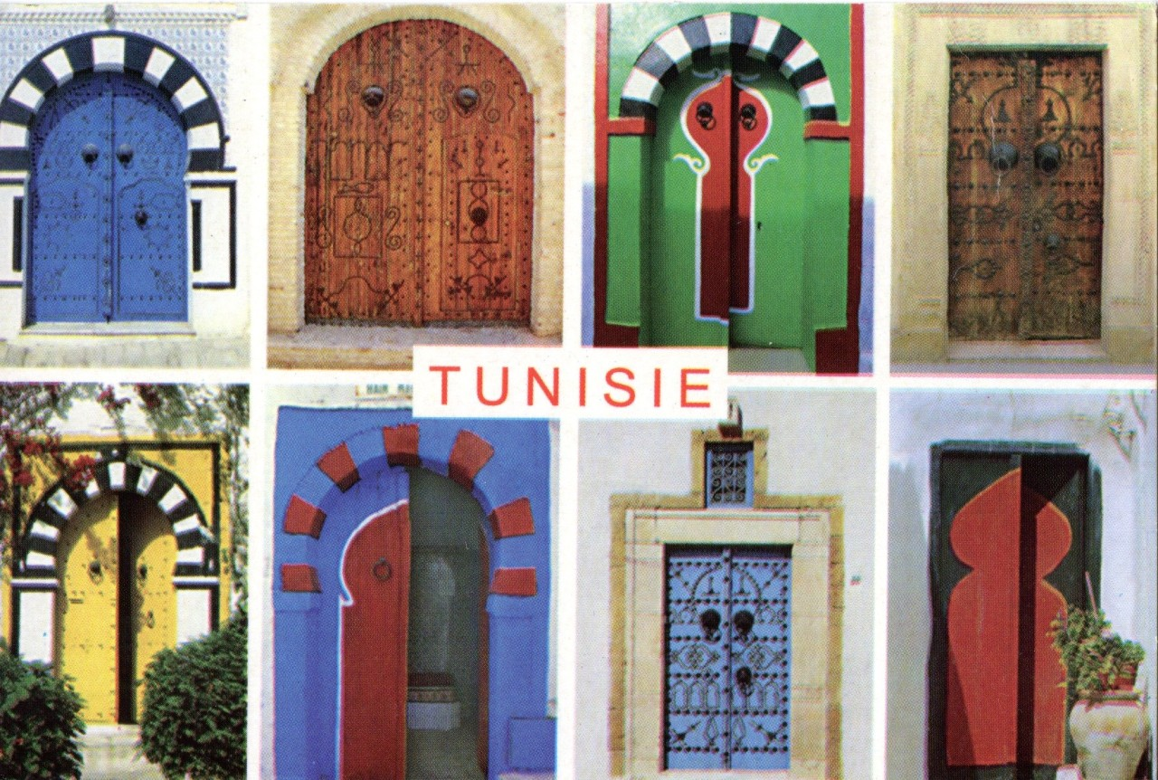 The Gates of Tunisia