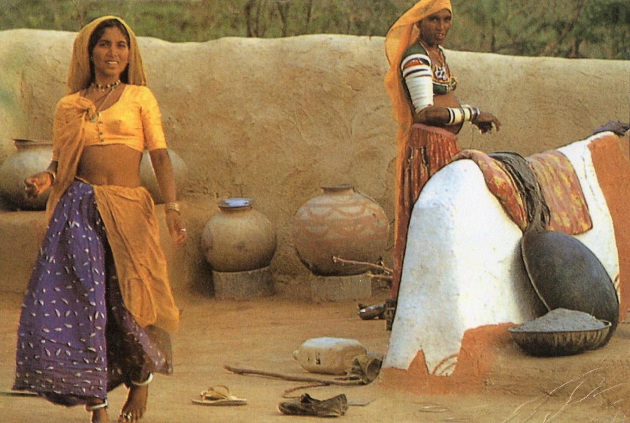 Rajastani Women
