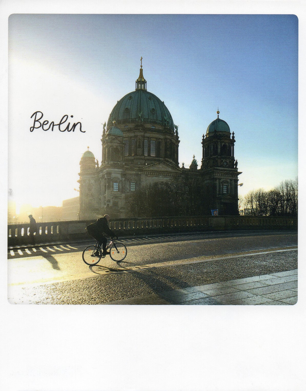 Dana in Berlin