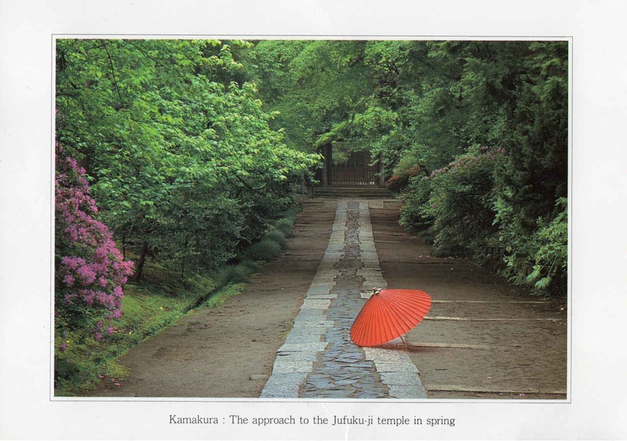 Spring in Kamakura
