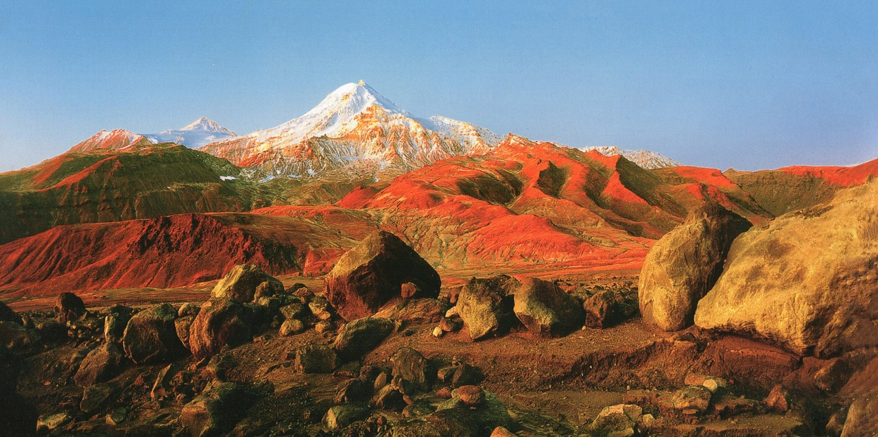 From Kamchatka withLove