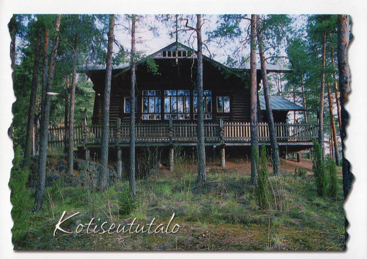 Kotiseututalo, Finland
