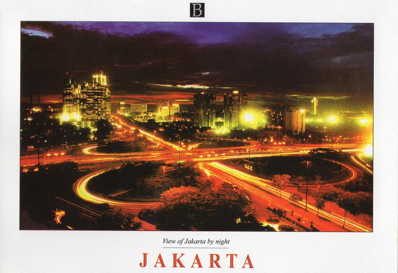 Jakarta in Night