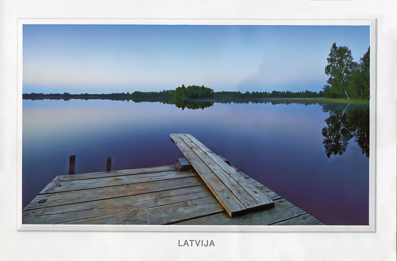 Latvian shore
