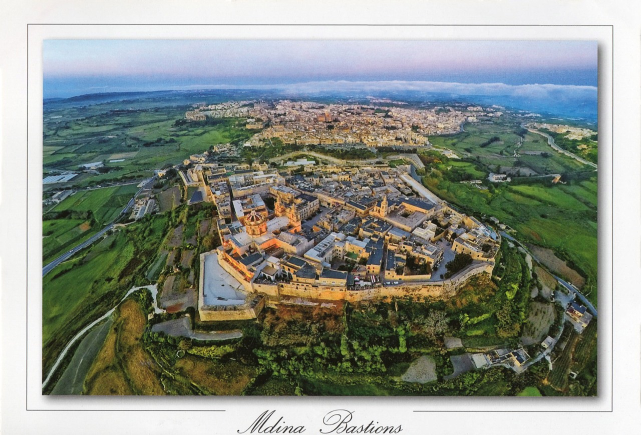 Mdina Bastions