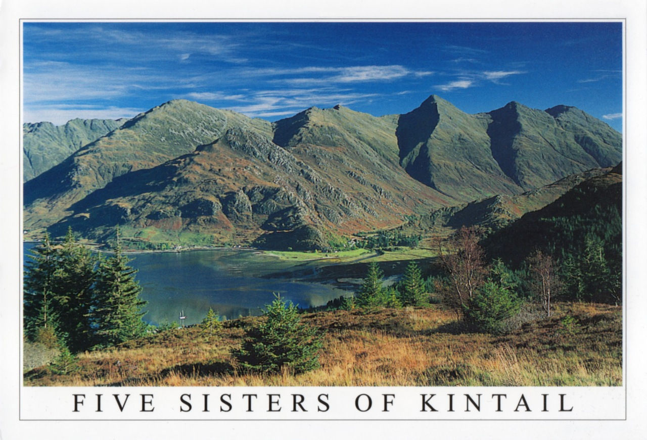 Five Sisters ofKintail