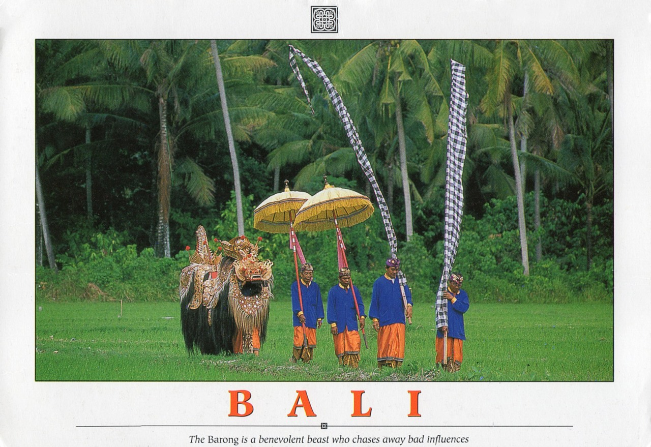 The Barong Dance