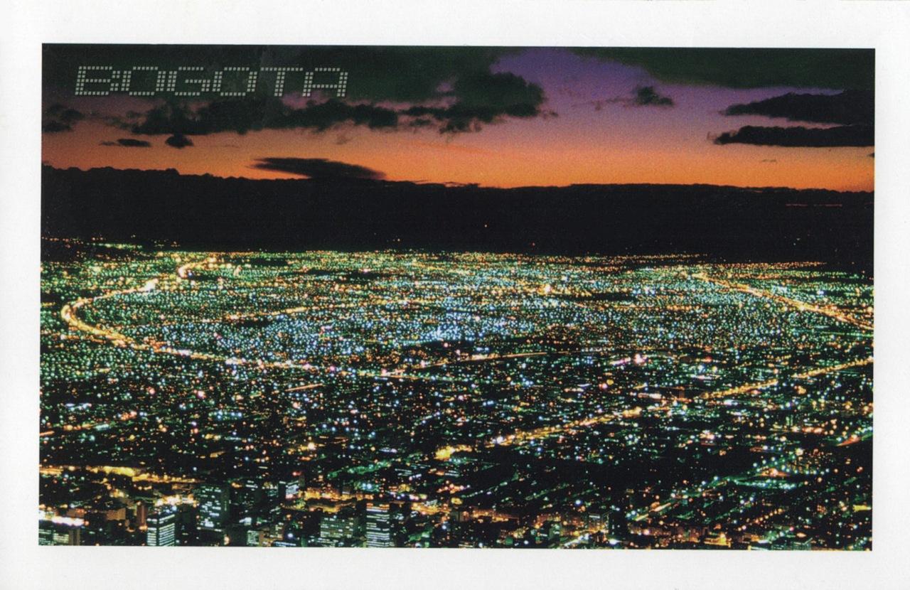 Panorama Al Atardecer